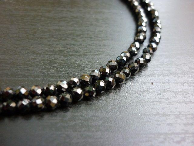 Spinel náhrdelník č.1
