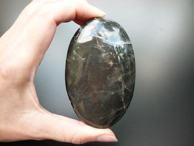 Měsíční kámen černý č.1