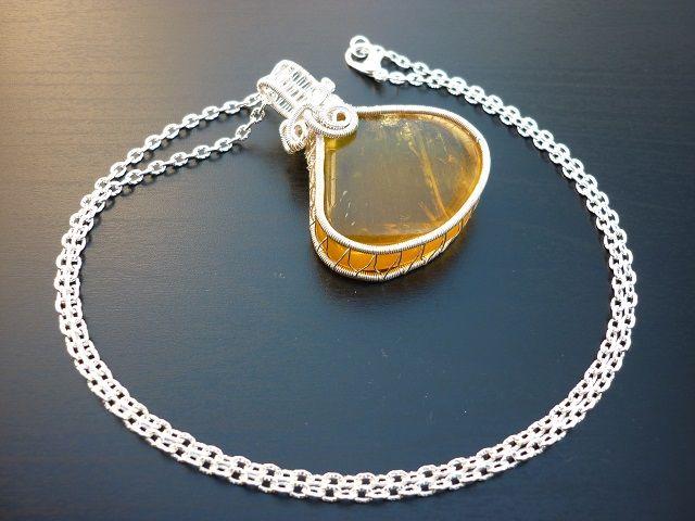 Fluorit šperk č.1