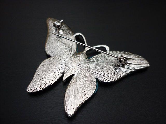 Paua mušle brož motýl