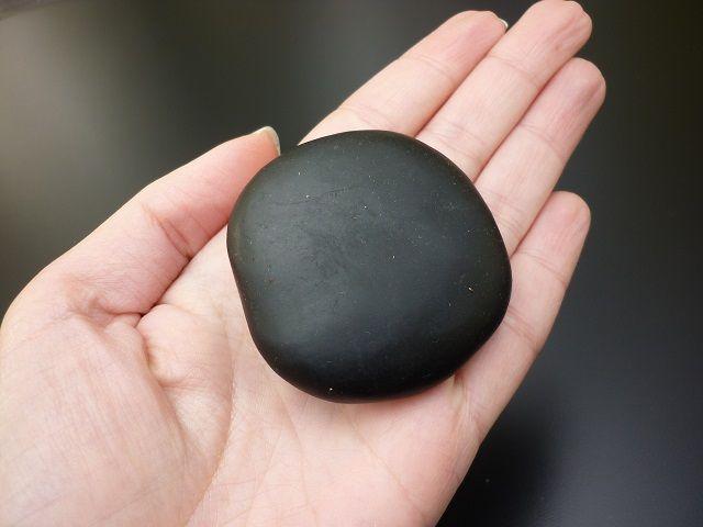 Lávový kámen placička