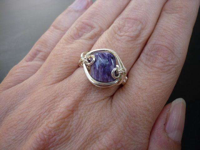 Čaroit prsten č.1