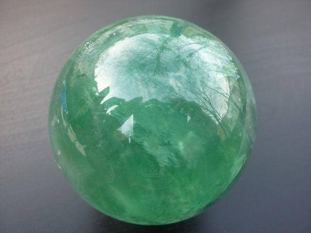 Fluorit koule č.1