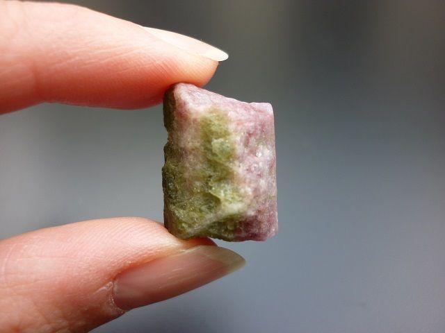 Turmalín meloun krystal č.1