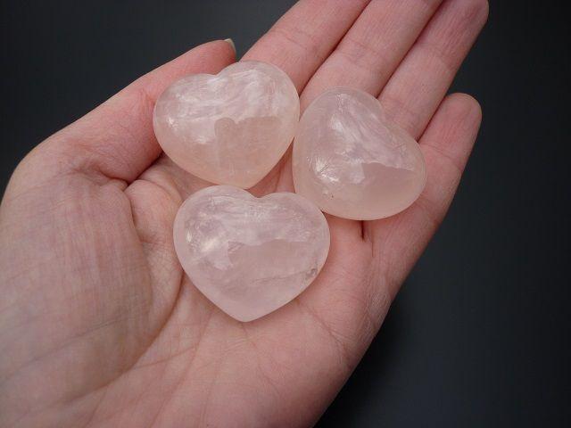 Růženín srdce hmatka