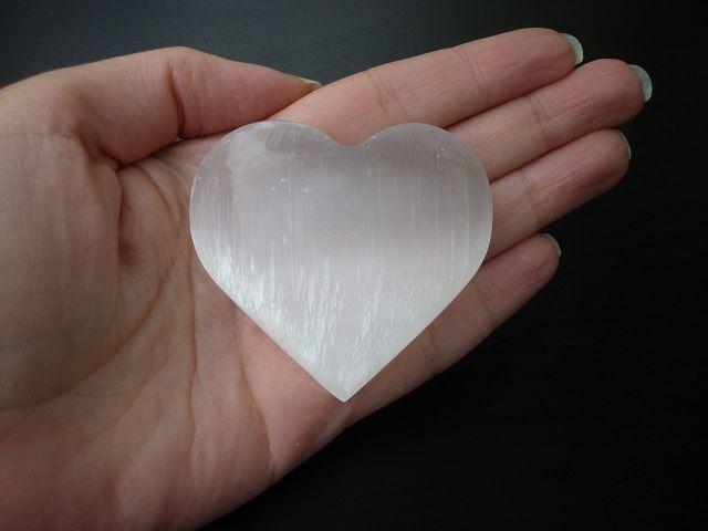 Selenit srdce