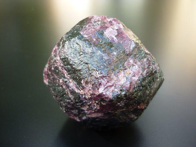 Rhodolit krystal č.1
